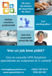 UPA - Flyer Training